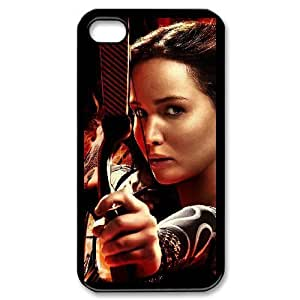 The Hunger Games iphone 4 4s phone Case Maverick Fantasy Funny Terror Tease Magical YHNL797832500 Kimberly Kurzendoerfer