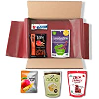 Dried Fruit Snack Sample Box