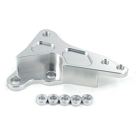 Brake Caliper Price >> Jfg Racing 320mm Brake Caliper Adaptor Bracket For 4 Pot Brembo Caliper Hf6 Ktm Supermoto