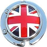 Union Jack British Flag Foldable Purse Hanger