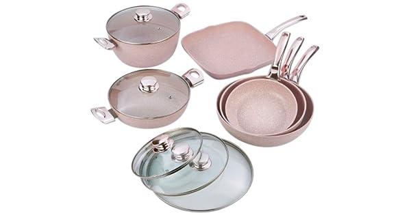 Amazon.com: Bisetti bt-28661 Stonerose utensilios de cocina ...
