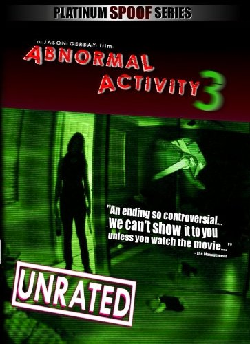 Abnormal Activity 3 (Unrated)