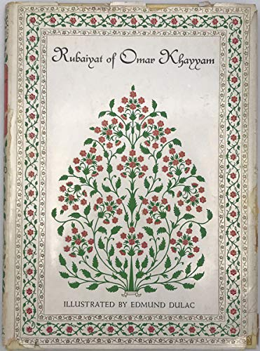 RUBAIYAT OF OMAR KHAYYAM 1952 ILLUSTRATED By DULAC [Hardcover]; DULAC