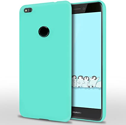 SpiritSun Funda Huawei P8 Lite 2017, Soft Carcasa Funda Ultrafina TPU Bumper para Huawei P8 Lite 2017 (5.2 Pulgadas) Suave Silicona Carcasa Ultra Delgado y Ligero Flexible Protectora Case: Amazon.es: Electrónica