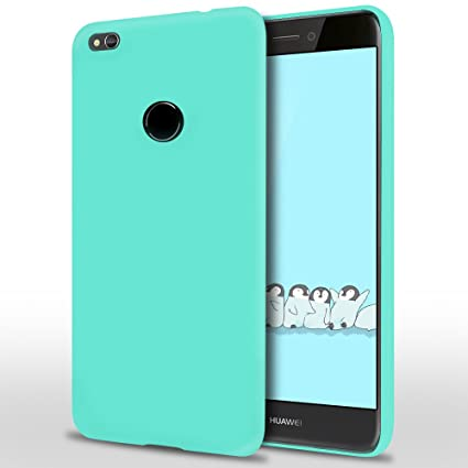SpiritSun Funda Huawei P8 Lite 2017, Soft Carcasa Funda Ultrafina TPU Bumper para Huawei P8 Lite 2017 (5.2 Pulgadas) Suave Silicona Carcasa Ultra ...