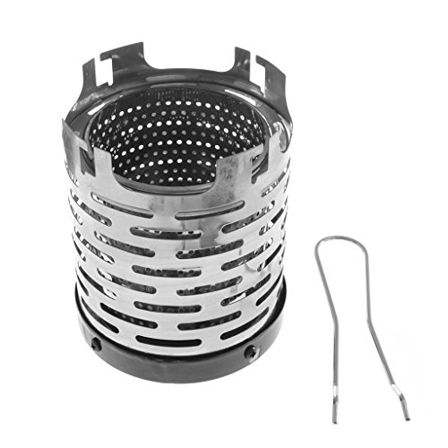 ULKEME Mini Heater Outdoor Camping Equipment Warmer Heating Stove Tent Heating Cover