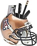 NCAA Arizona Wildcats Helmet Desk Caddy, Copper