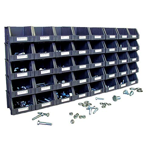 Advanced Tool Design Model ATD-344 800 Piece Metric Nut & Bolt Assortment