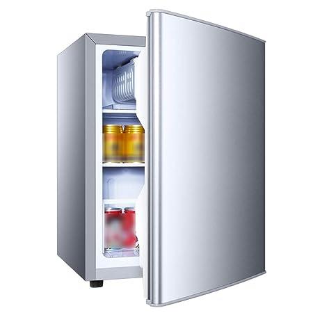 Refrigerador de la Oficina 50l pequeño hogar congelado Sola Puerta ...