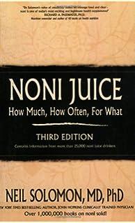 76 ways to use noni fruit juice