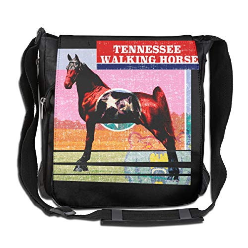 XIVEIER Customized Tennessee Walking Horse Love Basketball Funny Casual Daypacks For Boys.students