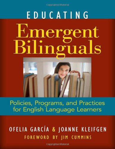 Educating Emergent Bilinguals: Policies, Programs, and Practices for English Language Learners (Language & Literacy Series) (Language and Literacy) ... (Paperback)) (Language and Literacy Series)
