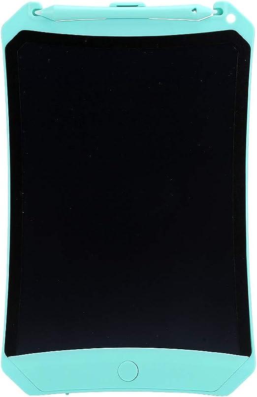 ライティングタブレット、電子図面黒板、学習を教えるためのABSグラフィックス友人や家族の描画手書きライティングToDoリスト、ショッピングリスト(green)