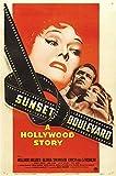 Sunset Blvd. Poster Movie B 27x40