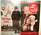 Miracle on 34th Street/Christmas Caro [VHS]