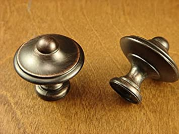 Country Style Kitchen Cabinet Knobs Sonoma CabiHardware Rome Knob Venetian Bronze French Country