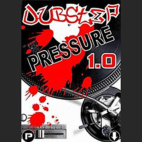 Dubstep Pressure 1.0 - Over 650 Wav Samples for Dubstep Producers [DVD non Box]