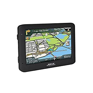RoadMate 2632T-LM Life Time Map Updates Alert System