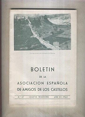 Boletin de la Asociacion Española de Amigos de los Castillos numero 047 1964: Amazon.es: varios: Libros
