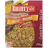 Dainty Beef Canned Rice, 12-Count