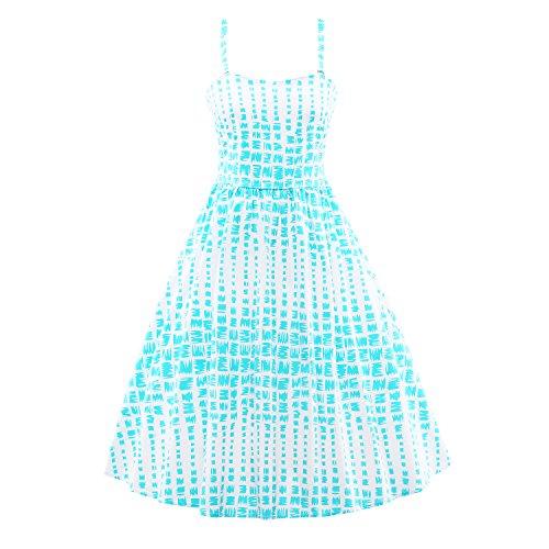 LUOUSE - Vestido - Sin mangas - para mujer 2Green