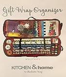Kitchen & Home Gift Wrap Organizer