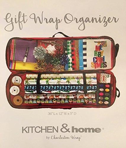 Kitchen & Home Gift Wrap Organizer Charleston Wrap