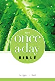 Once-a-Day Bible, Zondervan Bibles Staff, 0310439396