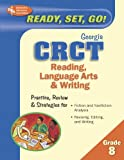 Georiga CRCT, Research & Education Association Editors and J. Brice, 073860237X