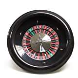 18'' Premium Bakelite Roulette Wheel with 2 Roulette Balls by Brybelly