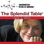 Episode 586: Twenty: Mario Batali, Sally Schneider, Claudia Roden, Joshua Wesson, and Bill Waddington |  The Splendid Table