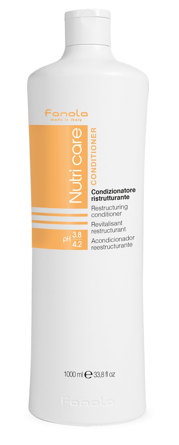 Fanola Nutri Care Restructuring Conditioner, 1000 ml