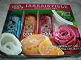 Herbal Essences Body Wash Herbal Essences Irresistible Body Wash Set of Three Scents, Pouf and Bonus Wash