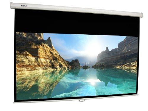 "UPC 718122093977, FAVI 120 inch 16:9 Manual Pull Down Projector Screen (105"" x 60"")"