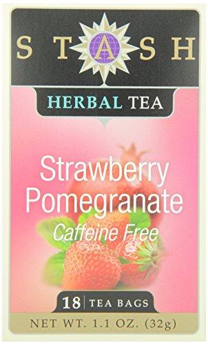 Stash Tea Strawberry Pomegranate Count product image