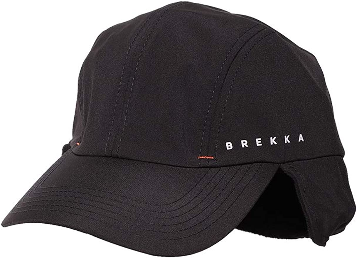 Brekka BRFK0015 CAPPELLO UOMO BLK NERO