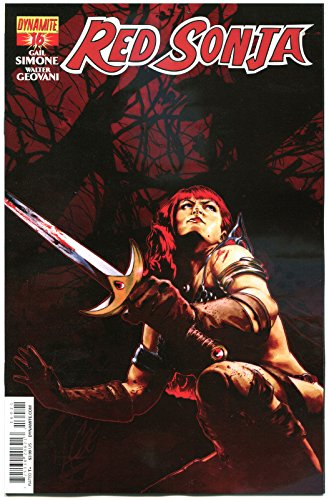 RED SONJA #16, NM-, She-Devil, Sword, Cat Staggs, 2013, more RS in (Stagg Wood)
