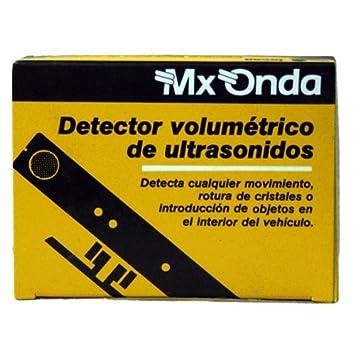 Detector volumétrico por ultrasonidos para vehículo: Amazon.es: Electrónica