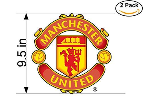 manchester united sticker - 8
