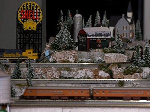 I Wanna Choo Choo Train - North Music Pole Christmas