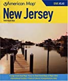 New Jersey State Road Atlas, American Map Corp, 1592450210
