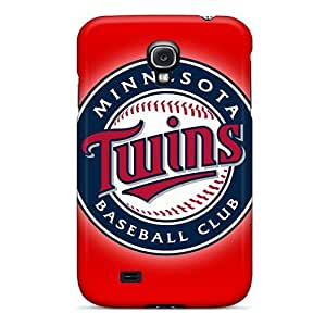 Awesome Case Cover/Galaxy S4 Defender Case Cover(minnesota Twins)