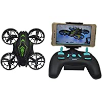 Blomiky JXD 515W WIFI UFO Altitude Quadcopter Drone With FPV Camera 515W Green