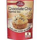 Betty Crocker 巧克力碎玛芬蛋糕粉 6.5oz 9盒 $5.42
