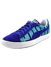 Puma Suede Classic + Big Logo Sneakers