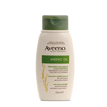 Aveeno Bath Shower Oil 250Ml