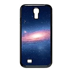 Samsung Galaxy S4 Cases Round Galaxy, Samsung Galaxy S4 Cases Galaxy, [Black]