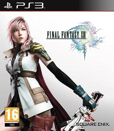 Final Fantasy XIII [Importación italiana]: Amazon.es: Videojuegos