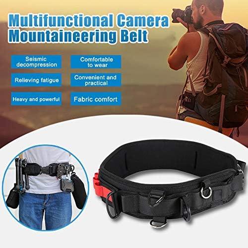 kebyy Multi-Functional Photography Belt Micro SLR Camera Fixed Fast Hanging Waist Band