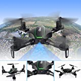Inverlee GTENG T912F 5.8G Camera Vedio PFV Quadcopter Remote Control Racing Aircraft (Black)